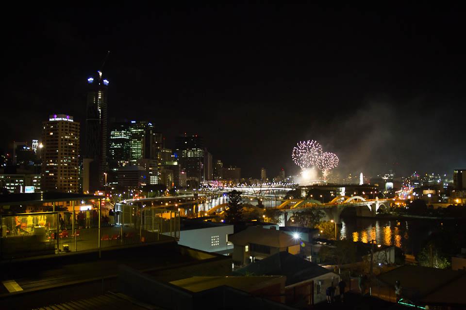 Fin de año en Brisbane