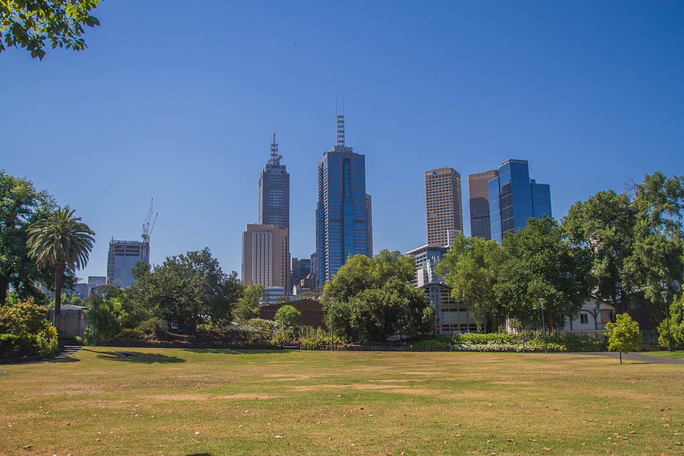 Parque de Melbourne