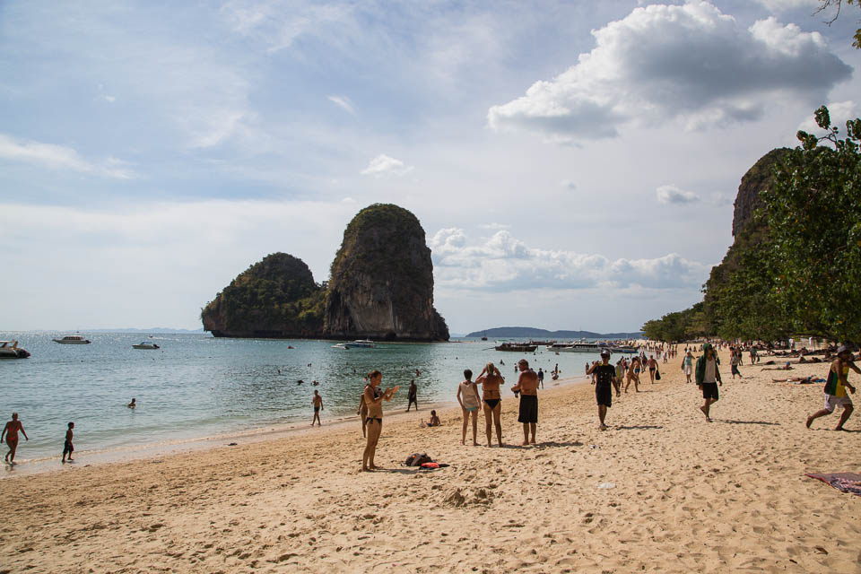 Playa de Railay.