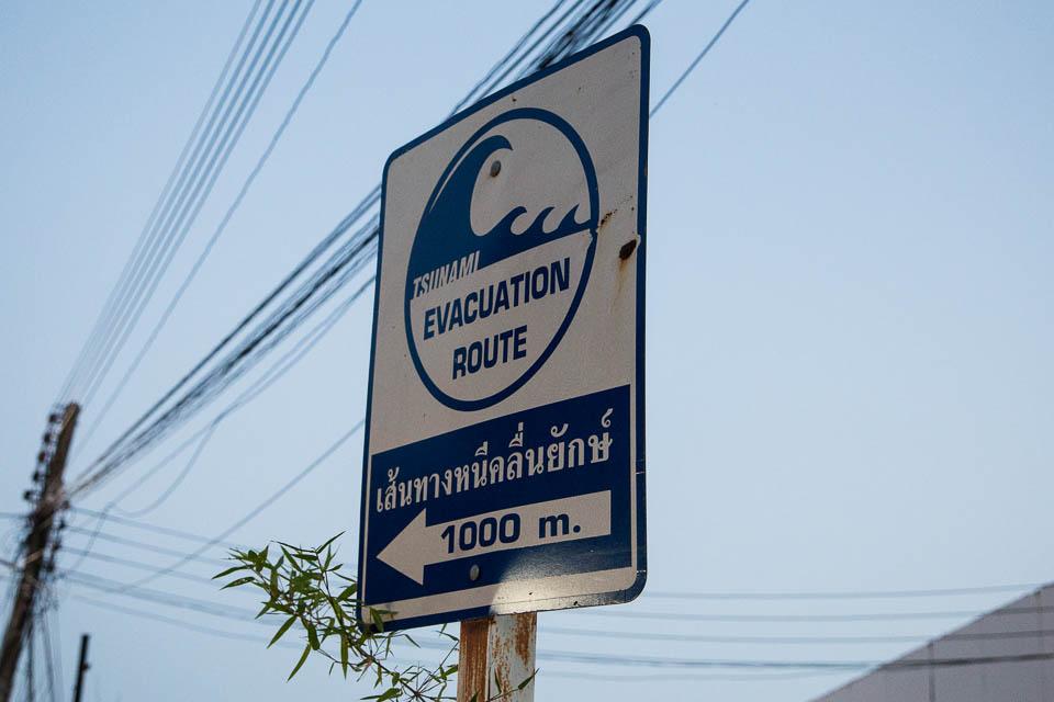 Alerta Tsunami.