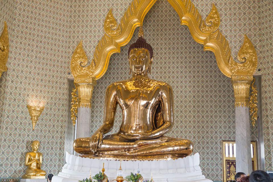 Buda de oro.