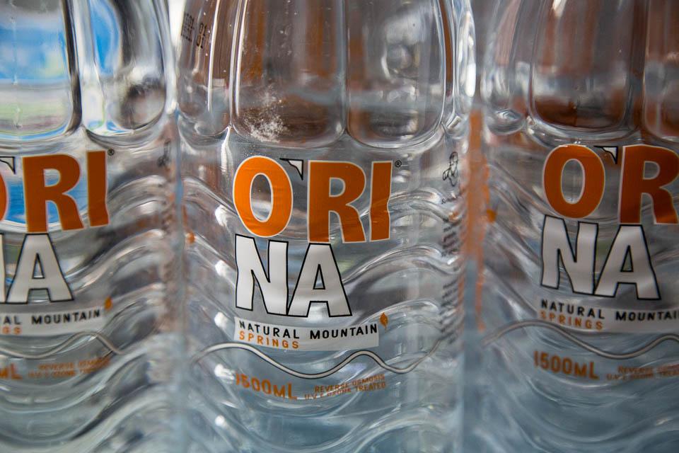 Agua orina