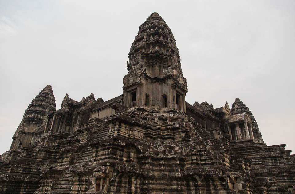Torre Angkor Wat.