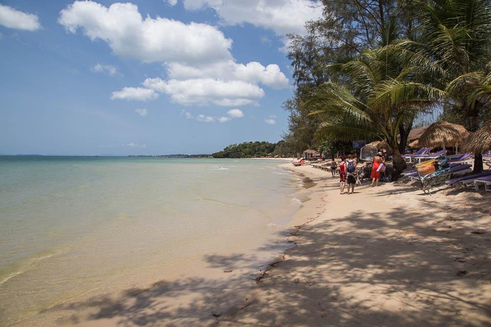 Playa de Otres.