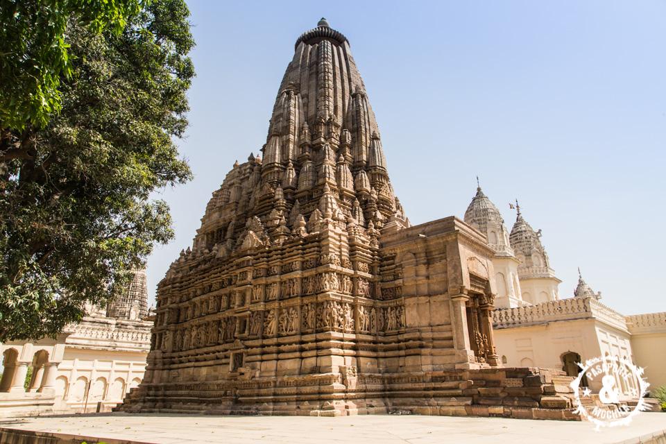 Templo en khajuraho
