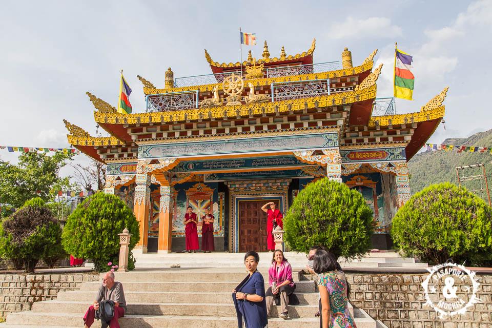 Templo en Deer Park