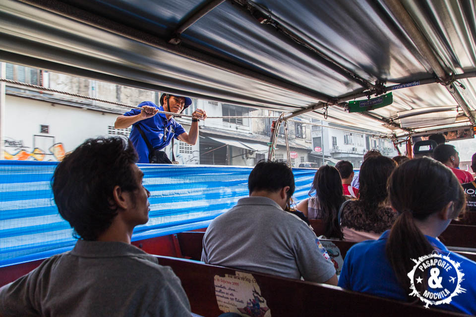 Taxi-barca