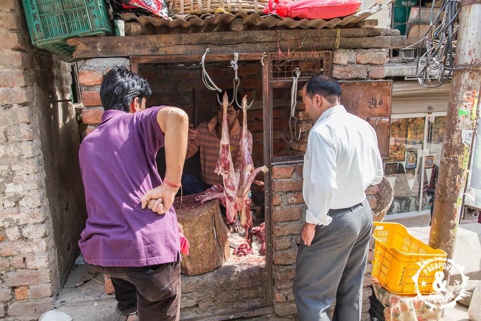 Carnicería para ser vegetariano