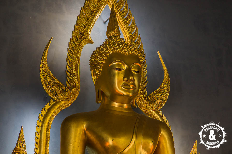 Buda interior