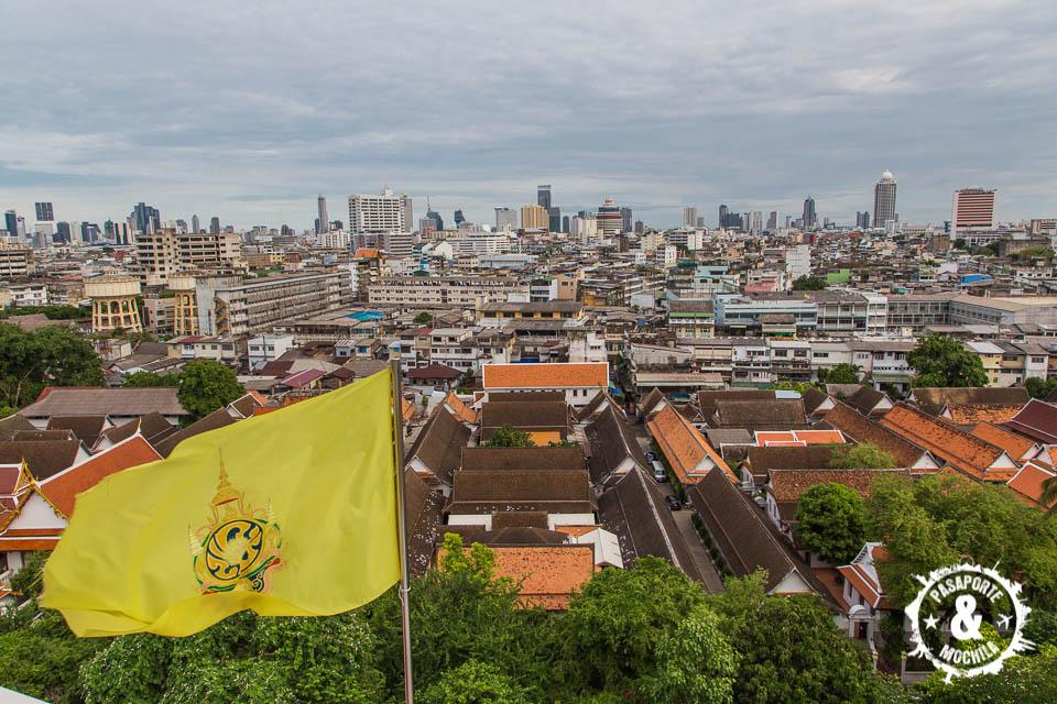 Bangkok desde lo alto