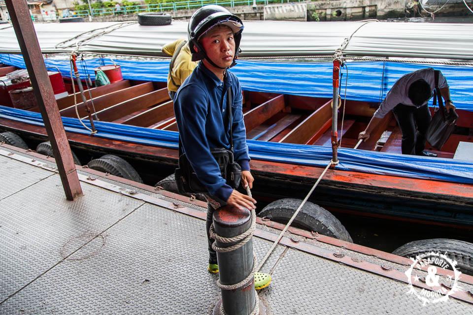 Taxi barquero
