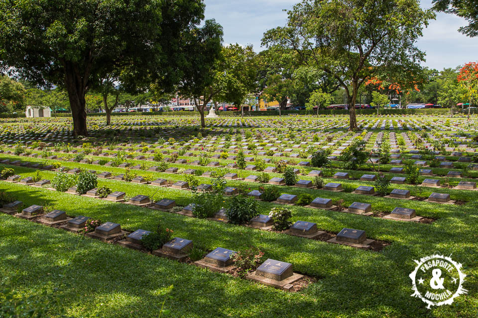Cementerio de la guerra