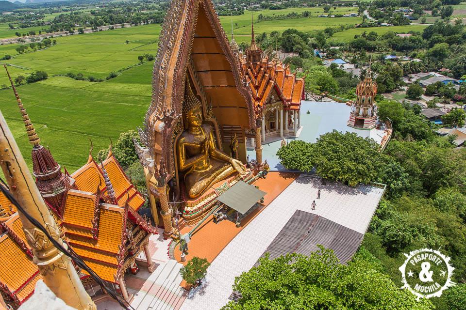 Fantástico templo