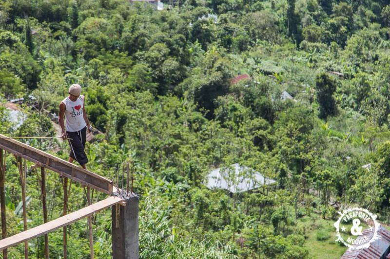 I love Bali sin protección
