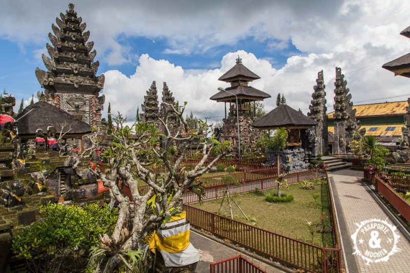 Templo turístico.