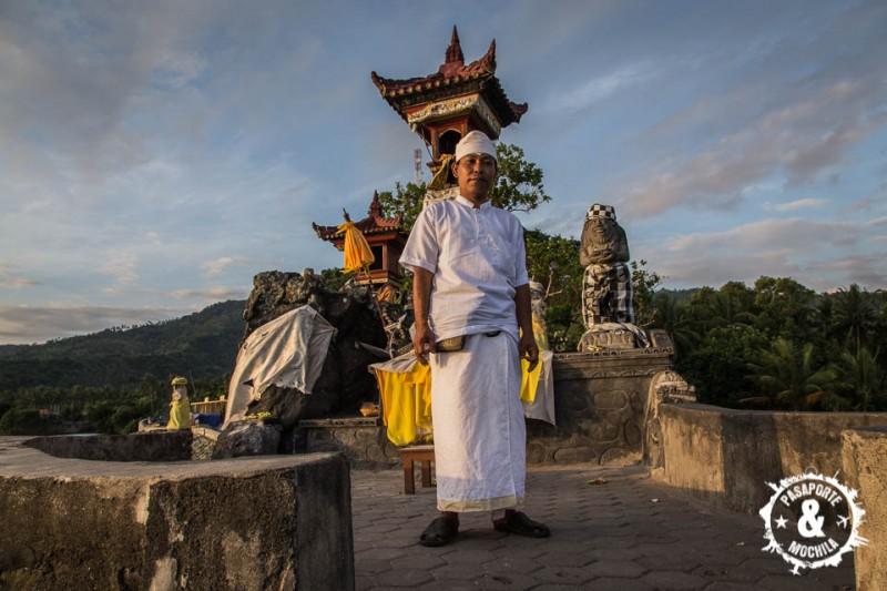 El guardian del templo